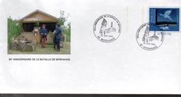 FRANCE  PAP 2004  Bataille De Morhange Guerre