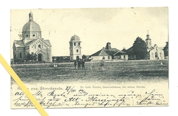 AK Storozynetz - Bukowina - Detail - Gelaufen 1904 - Ukraine