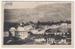 Ohrid Photopostcard Travelled 1934 Ohrid Pmk B170215 - Macédoine