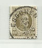 Timbre Belgique Roi Albert I   N° 255 - 60c Oblitération Esschen - 1922-1927 Houyoux