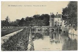 AVARAY  Le Château Vue Prise Du Moulin - Other Municipalities