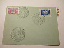 RUSSIA USSR  EXHIBITION  1958 ,   OLD COVER , 0