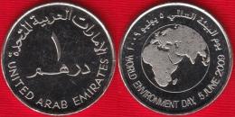 "United Arab Emirates 1 Dirham 2009 ""World Environment Day"" UNC - Emirats Arabes Unis"