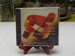 CD Europeiska Uniones Ungdomsorkester - Musiques Classiques - Classique