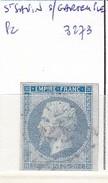 VIENNE - S/14 - 20c Napoleon III Bleu - Oblit PC 3273  (  St Savin S/Gartemple  ) - 1849-1876: Période Classique