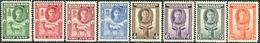 Somaliland 1938. Michel #77/84 MNH. KGVI (Ts31) - Somaliland (Herrschaft ...-1959)