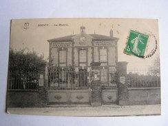 Carte Postale Ancienne 89  Soucy La Mairie - Saint Clement