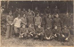 Photo Carte Postale Prisonnier Militaire De Guerre En Allemagne Censure Stalag 71 - Guerre, Militaire