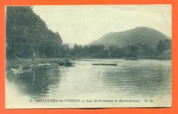 """CPA Bruyères En Vosges """" Lac De Pointhaie Et Mont Avison """" Edit Delboy - LJCP 33 - Bruyeres"""