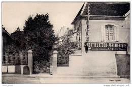 Horticulteur-Pépiniériste Louis Antier Succr. (Lons Le Saunier, Gevingey ?) (39) - France