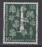 BUNDESPOST : N° 96 (0) – Adalbert Stifter (1955)