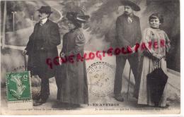 12 - EN AVEYRON - JE ME DEMANDE CE QUE LES PARISIENS VIENNENT FAIRE ICI L' ETE ? PARIS  PARISIEN -1913 - France