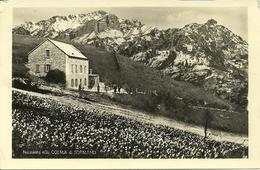 Colma Di Sormano (Como, Lombardia) Rifugio Alpino E Panorama Estivo - Como