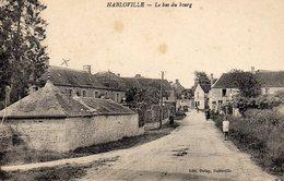 Habloville, Le Bas Du Bourg - France