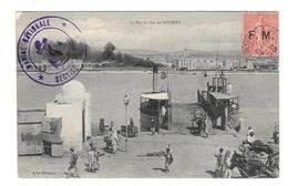 (12981-00) Le Bac Et Vue De Bizerte - Tunisie - Animée