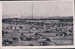 Kloten Mit Artillerie-Funkstation (9372) Plis D'angle