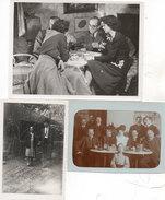 3 Photos A Localiser Et A Identifier    (95397) - Personnes Anonymes