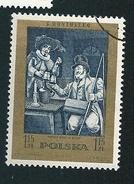 N° 2023 Compositeur S.Moninszko - Opéra Dom Quichotte  Recto/verso    Timbre  Pologne Neuf /oblitéré Polska 1972 - Varietà E Curiosità