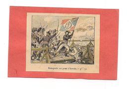 EX LIBRIS   BONAPARTE Au Pont D'Arcole -  Septembre 1796 - - Ex-libris