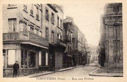 Vimoutiers, Rue Aux Prêtres - Vimoutiers