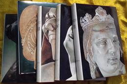 M#0T2 LA SCULTURA 5 Volumi Electra Ed.1968/ARTE/ANTIQUARIATO - Arte, Architettura