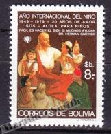 Bolivia - Bolivie 1979 Yvert 578, International Year Of Child - MNH