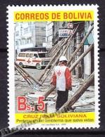 Bolivia - Bolivie 2006 Yvert 1214, Bolivian Red Cross - MNH
