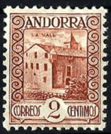 Andorra Española Nº 28 Nuevo