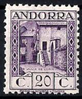 Andorra Española Nº 34 Nuevo