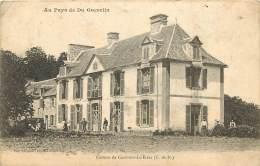 EREAC      CHATEAU DE COETBICOR     AU PAYS DE DUGUESCLIN - Francia
