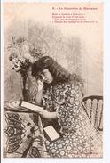 BERGERET - Le Courrier De Madame - Lot De 5 Cartes - Bergeret