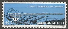 MEXIQUE    -   1974 .   Y&T N° 805 **.   Pont - Mexique