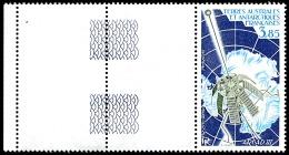 TAAF 1981 - Yv. PA 69 ** Bdf  Faciale= 0,59 EUR - Satellite Arcad III  ..Réf.TAF20561