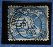 Sage N°90.Type II Ob.(CAD ) COUTANCES 9 Mai 1883.