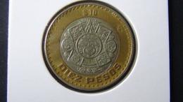Mexico - 2006 - 10 Pesos - KM 616 - VF - Look Scans - Mexiko