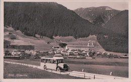 Disentis, Bus Postal SAURER (500) Pli