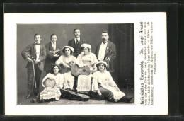 CPA Italienisches Ensemble, Dir. Luigi Arcari - Musica E Musicisti