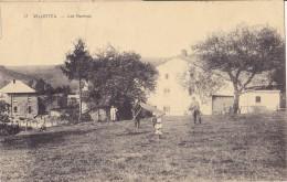 VILETTES : Les Monteux - 4 Timbres