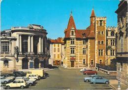 AGEN LE THEATRE ET LE MUSEE 1975 - Agen