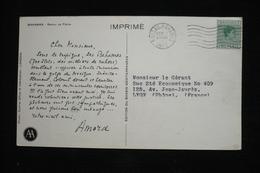 Bahamas   CP Publicitaire Amora   (idem Ionyl) 1952