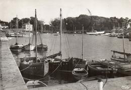 Le Croisic, Le Port Bassin Perthuy Du Roy - Le Croisic