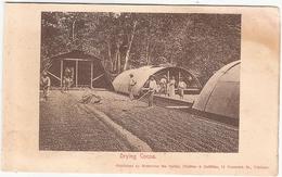 CPA Drying Cocoa  Trinidad Antilles Amérique - Trinidad