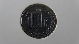 Mexico - 1993 - 10 Centavos - KM 547 - VF - Look Scans - Mexiko