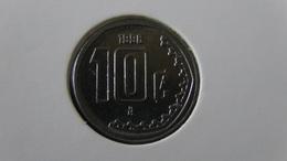 Mexico - 1996 - 10 Centavos - KM 547 - VF - Look Scans - Mexiko