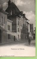 1076 - FR - FRIBOURG LA PREFECTURE  - ++ ACHAT IMMEDIAT ++  - ETAT PARFAIT