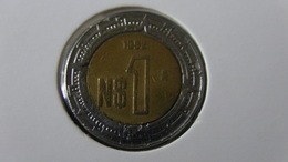 Mexico - 1992 - 1 New Peso - KM 550 - F - Look Scans - Mexiko