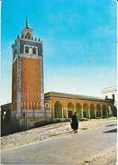 TUNISIE TUNIS MOSQUEE DE LA KASBAH 1970