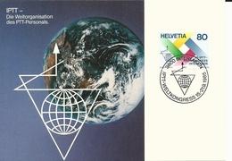 719, 25è Congrès Mondial IPTT Internaken, 15-21.9.1985,