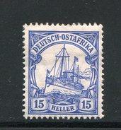 ALLEMAGNE- Afrique Orientale- Y&T N°33- Neuf Avec Charnière * - Colonia: Africa Oriental