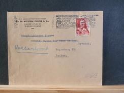 66/683  BRIEF  NED.   VLAGSTEMPEL  1943